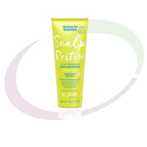 Umberto Giannini, Scalp Restore Scalp Reviving Anti-Dandruff Shampoo, 250 ml
