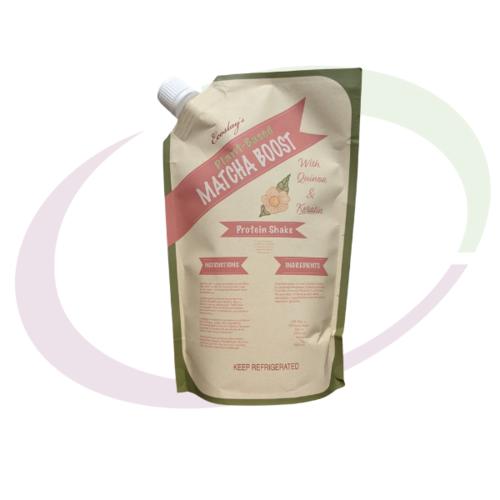 Ecoslay, Matcha Boost, 237 ml