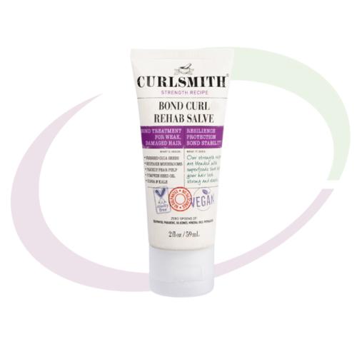 Curlsmith, Bond Curl Rehab Salve - Travel Size, 59 ml