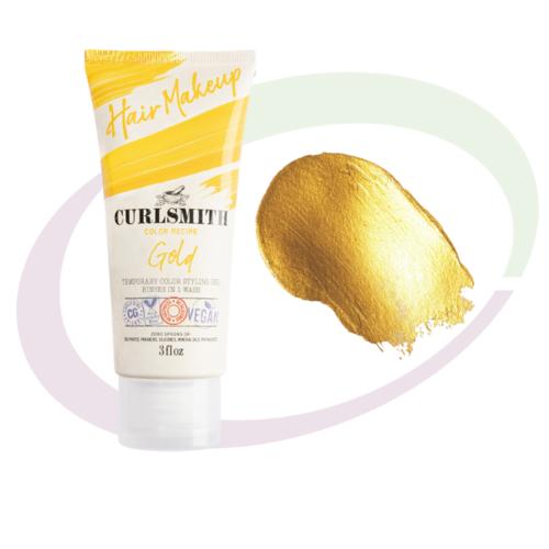 Curlsmith, Hair Make-up Gold, 88 ml