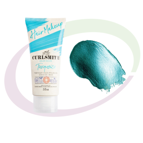 Curlsmith, Hair Make-up Turquoise, 88 ml