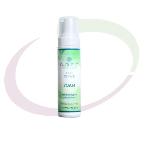 Curl Flo, Revive Styling Foam, 207 ml