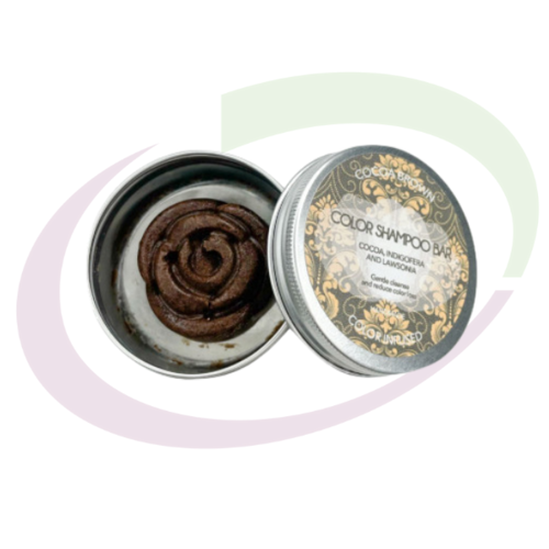 Biocosmé Cocoa Brown Shampoo Bar - Mini - 20 gr