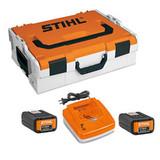 Stihl Power Box PREMIUM, met 2 x AP 300 S en AL 500