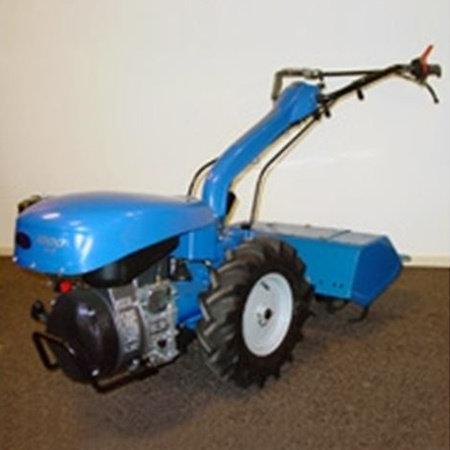 S.E.P. S.E.P. Diesel Tractor met frees en wielen MTC 1000 KE 3 + 2*