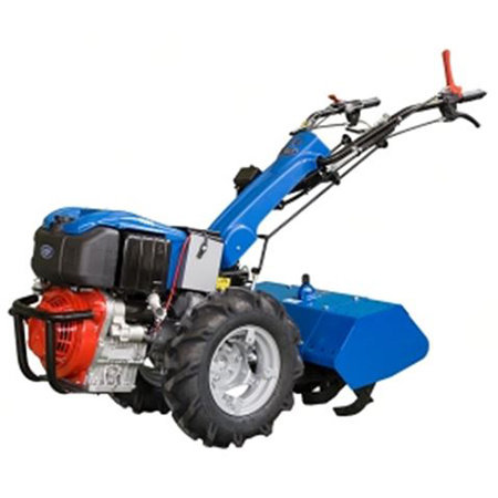 S.E.P. S.E.P. Diesel Tractor met frees en wielen MTC 1650 L 3 + 3