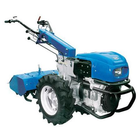 S.E.P. S.E.P. Diesel Tractor met frees en wielen MTC 4000 LE  4 + 2
