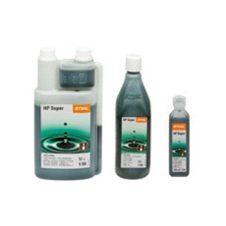Stihl HP Super tweetaktolie, 1 l (voor 50 l brandstof), doseerfles