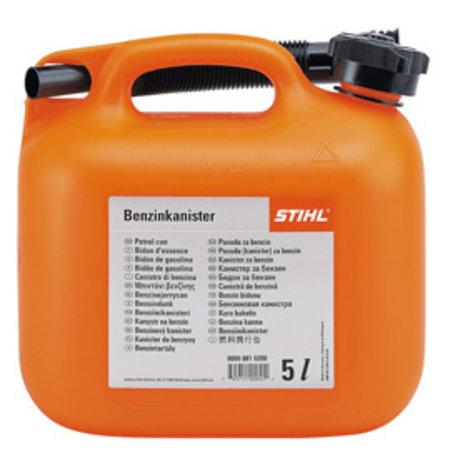 Stihl Benzinejerrycan, oranje, 5 l