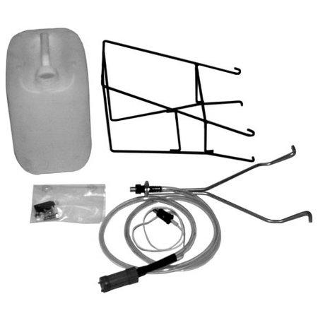 Tielbürger Veegmachine uitrusting tbv sprenkelinstallatie
