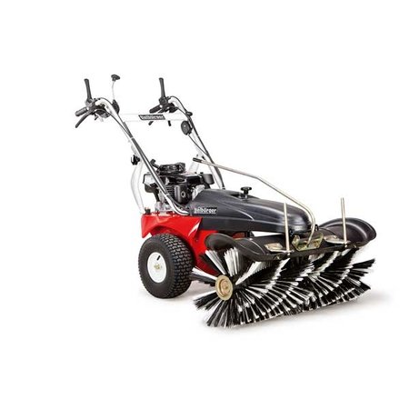 Tielbürger Veegmachine TK36pro Honda