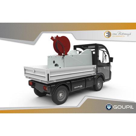 Goupil G4 Elektrische bedrijfswagen