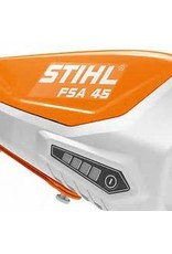 Stihl Accu grastrimmer FSA 45, met accu en lader, PolyCut 2-2