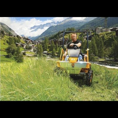 AS Motor AS 940 Sherpa 4WD Zit-bosmaaier