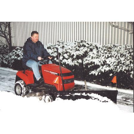 Tielbürger Aanbouwwerktuig aanbouw sneeuwschuif RS120 voor MTD