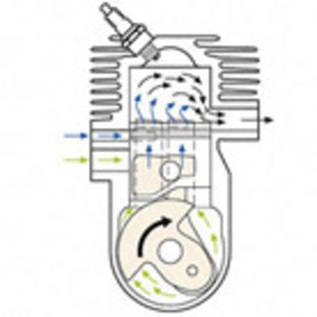 Stihl Benzine combimotor KM 94 RC-E