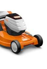 Stihl Accu Grasmaaier RMA 448.0 PC, met accu en lader