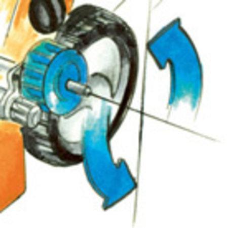 Stihl Accu Grasmaaier RMA 2 RP, zonder accu en lader