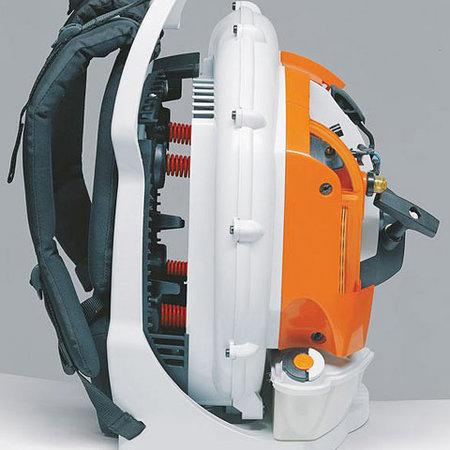 Stihl Ruggedragen Benzine Bladblazer BR 450 C-EF