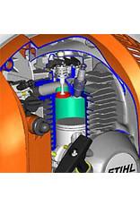 Stihl Ruggedragen Benzine Bladblazer BR 500