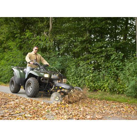 Tielbürger Aanbouwveegmachine voor quads TK620 met Honda GXV160