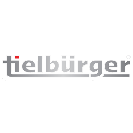 Tielbürger Mes set Premium voor versnipperaar TH80
