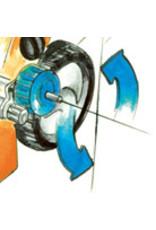 Stihl Benzine Grasmaaier  RM 4 RTP
