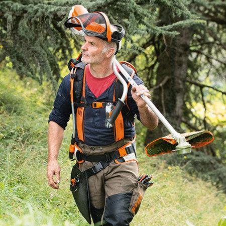Stihl Accu bosmaaier FSA 130, zonder accu en lader, AutoCut C 26-2