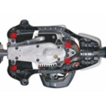 Stihl Benzine heggenschaar HS 46, 45 cm