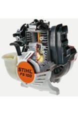 Stihl Benzine Bosmaaier FS 111, Grassnijblad 230-2