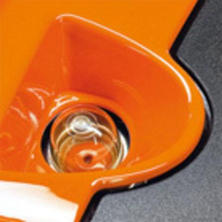 Stihl Benzine Bosmaaier FS 260, Driehoeksmes 300-3