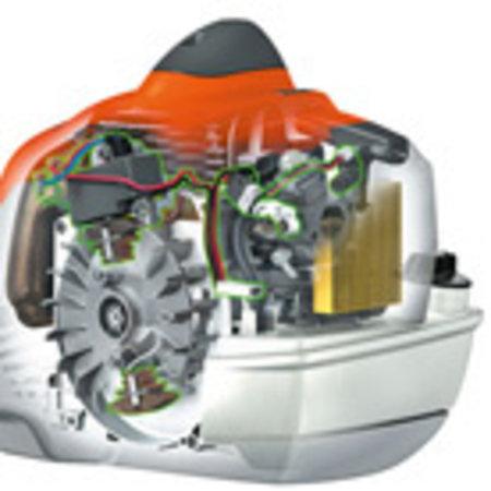 Stihl Benzine Bosmaaier FS 410 C-EM L, Driehoeksmes 300-3