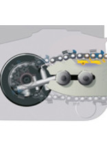 "Stihl Benzine kettingzaag MS 251 C-BE, 30 cm, PM3, 3/8"" P"