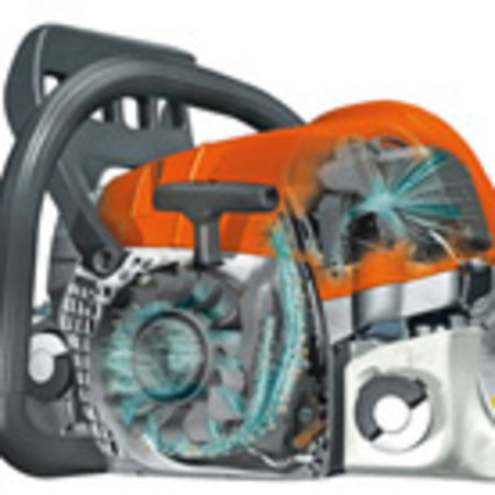"Stihl Benzine kettingzaag MS 291, 37 cm, RM3, 3/8"""