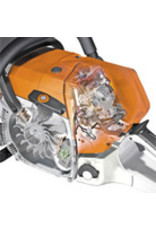 "Stihl Benzine kettingzaag MS 201 C-M, 35 cm, PS3, 3/8"" P, E Light"