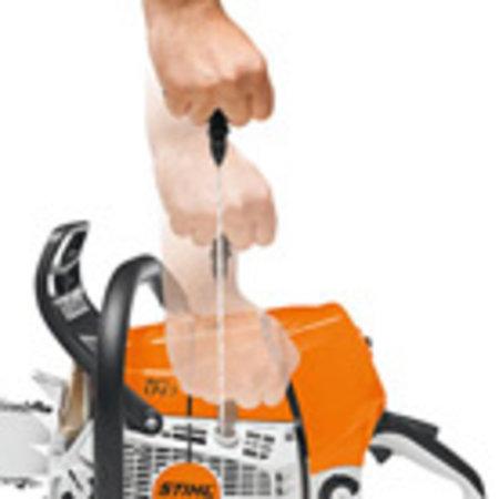 "Stihl Benzine kettingzaag MS 201 C-M, 35 cm, PS, 3/8"" P"