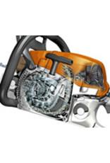 "Stihl Benzine kettingzaag MS 241 C-M, 35 cm, PS, 3/8"" P"
