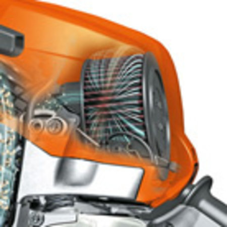 "Stihl Benzine kettingzaag MS 261 C-M VW, 37 cm, RS, .325"""