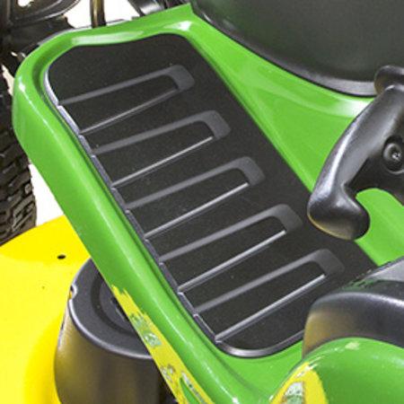 John Deere X116R Benzine Zitmaaier met achteruitworp (92cm)