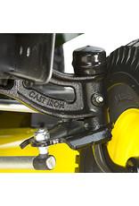 John Deere X146R Benzine Zitmaaier met maaidek (92cm)