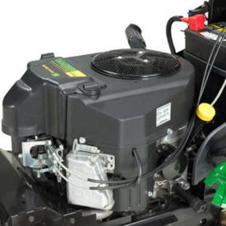 John Deere X350 Benzine Zitmaaier met zij uitworp (107cm)