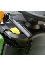 John Deere X370 Benzine Zitmaaier met zij uitworp (107cm)