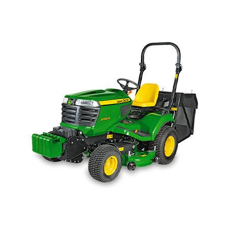 John Deere X950R Diesel Grasmaaier maaibreedte (137cm)
