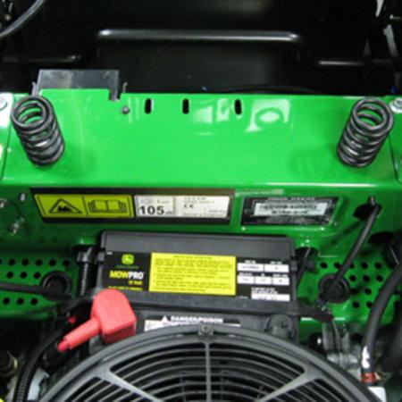 John Deere Z540R Benzine Zero-Turn Grasmaaier (122cm)