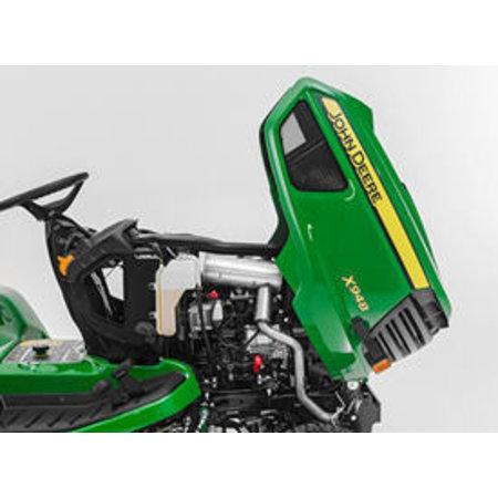 John Deere X949 Diesel Grasmaaier maaibreedte (137cm)
