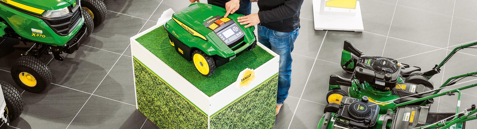 AGRI Tuinmachines - uw groenspecialist
