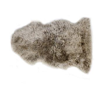 Lammfell hellbraun 100 x 68 cm
