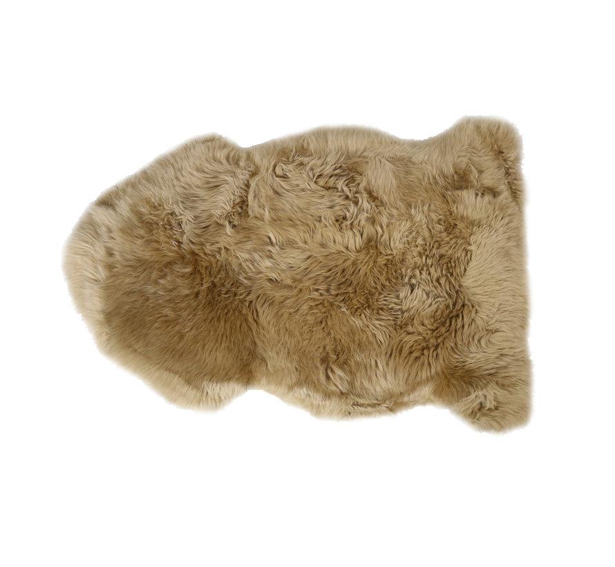 Lammfell karamell 100 x 68 cm