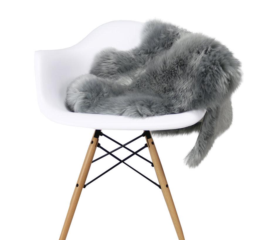 Lammfell grau 100 x 68 cm