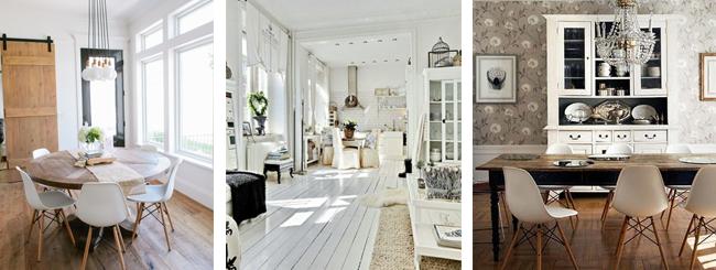 Landhausstil mit skandinavischen Einflüssen